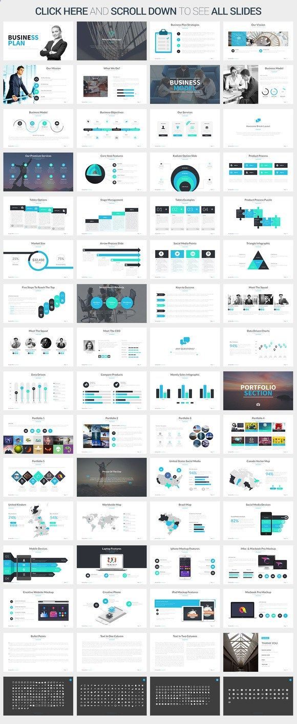 328 best business planner images on pinterest business planner business plan keynote template presentations 2 wajeb Choice Image