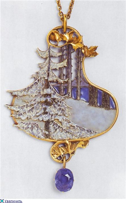 Lalique Jewelry 2 / Art Nouveau jewellery. René Lalique & Co. Winter ...