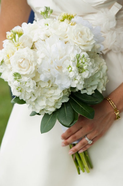 Hydrangea bouquet - bridesmaid @Katiyah Ceynowa Ceynowa Ceynowa