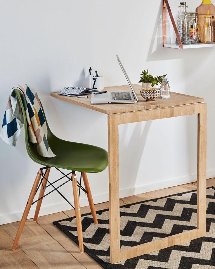 Les 25 meilleures id es de la cat gorie petite table for Table pliante petit espace