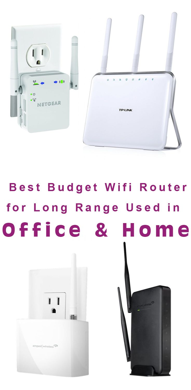 10 Cheap & Best Budget Wifi Router  2018 for Long Range Used in Office & Home