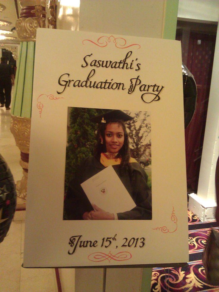 35 best High School Senior Graduation Posters images on ...
