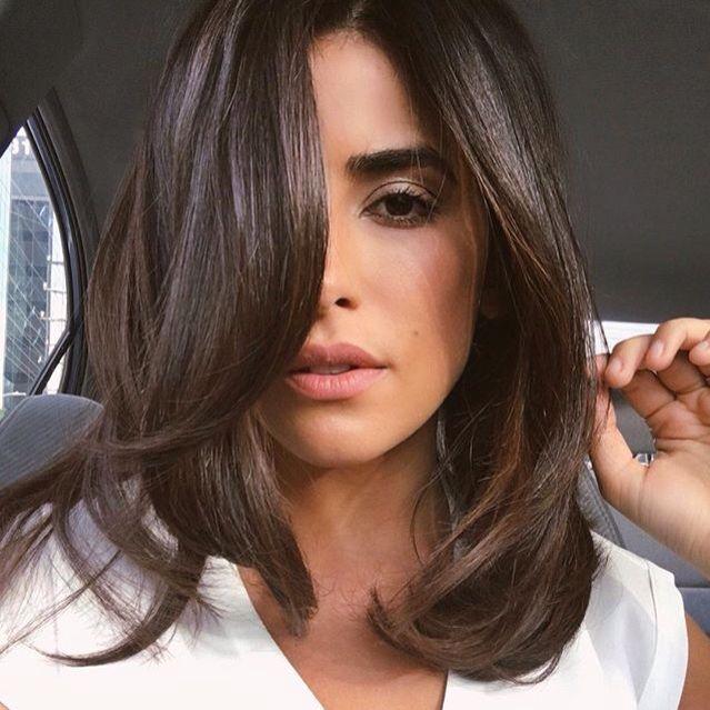 Best 25 Wedding Hair Brunette Ideas On Pinterest: Best 25+ Medium Brown Hair Ideas On Pinterest