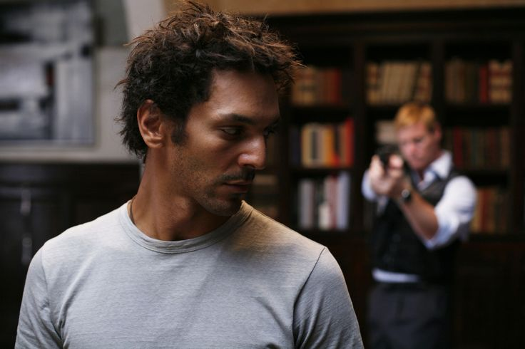 """Tomer Sisley in """"Largo Winch"""" (Jerôme Salle, 2008)"""