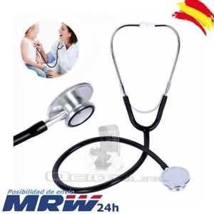 a fonendo stethoscope estetoscopio fonendoscopio embarazo practicas basico negro