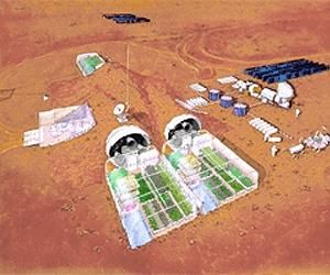 NASA researchers have proposed depositing a small greenhouse on Mars when the next rover bound for the Red Planet is expected to land in 2021. Experimenting with plant life is another step in the process of establishing human colonization of Mars.