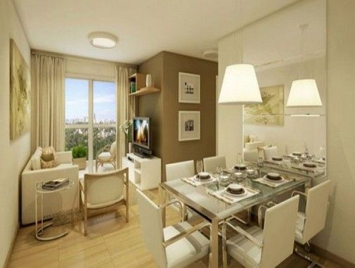 Construindo Minha Casa Clean: Arquitetas dão Dicas de como Aproveitar o Espaço em Apartamentos Pequenos!