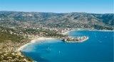 Camp du domaine,Cote d'Azur - France