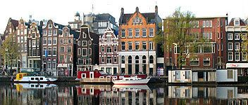 Flying to or from Amsterdam? Check out this weeks City Bonus Highlight on Venice of the North
