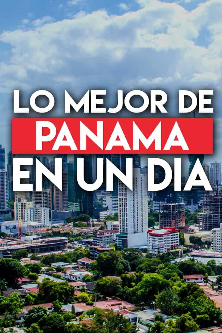 Que Ver En Panamá Y Que Hacer En Ciudad De Panamá En Un Día Ciudad De Panamá Aeropuerto De Panama Panamá