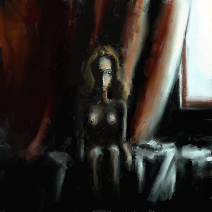 micy-hau early morning depression burst girl
