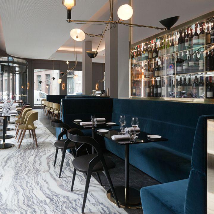 Ta Milano Italy Eden RestaurantRestaurant InteriorsRestaurant DesignBar