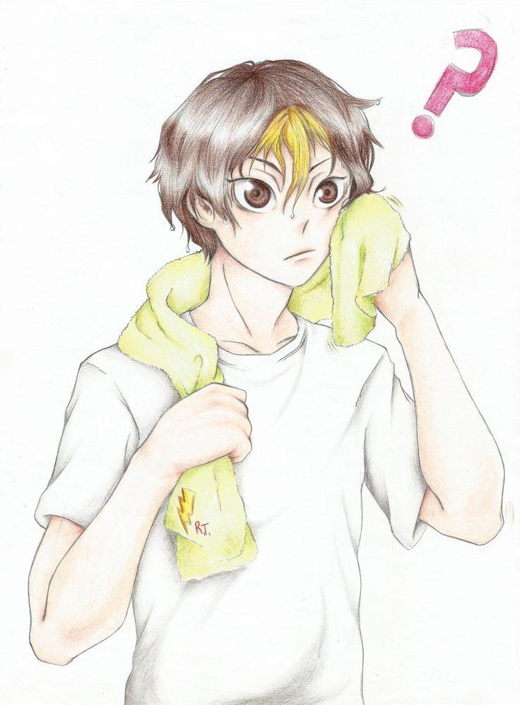My Art // Haikyuu!! - Nishinoya Yuu