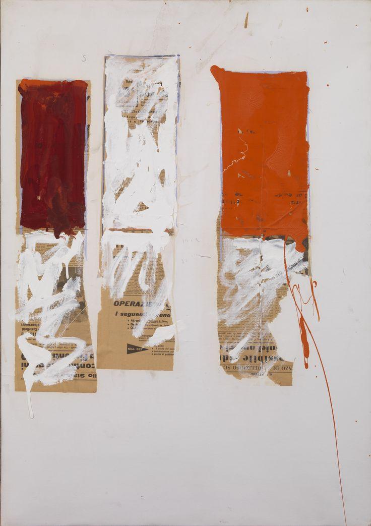 Mario Schifano, Senza titolo,1967-69 Tornabuoni Art - La Dolce Vita Courtesy Tornabuoni Art