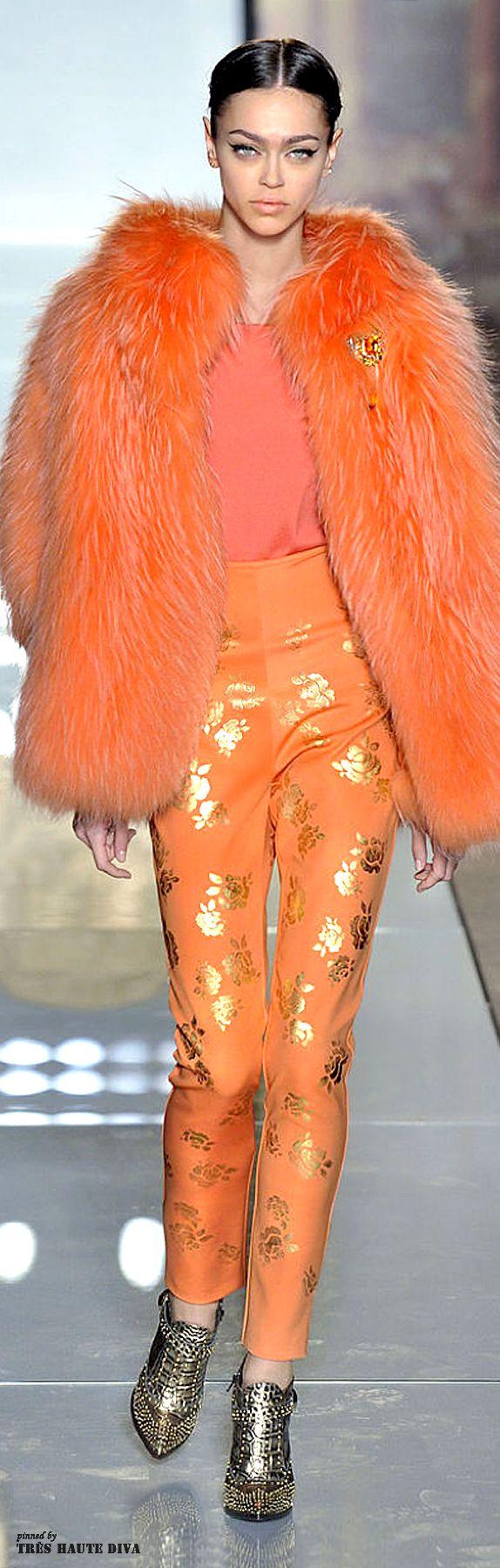 Roccobarocco Fall/Winter 2014 http://fashion.manysales.ru/Roccobarocco/ #Roccobarocco #fashion #collection//.......~IaM~