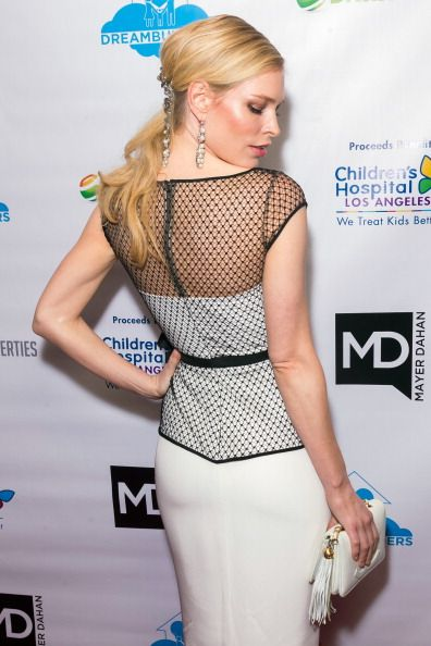 Cynthia Kirchner attends The Dream Builders Project 'A Brighter Future For Children' at H.O.M.E. on March 15, 2014 in Beverly Hills, California