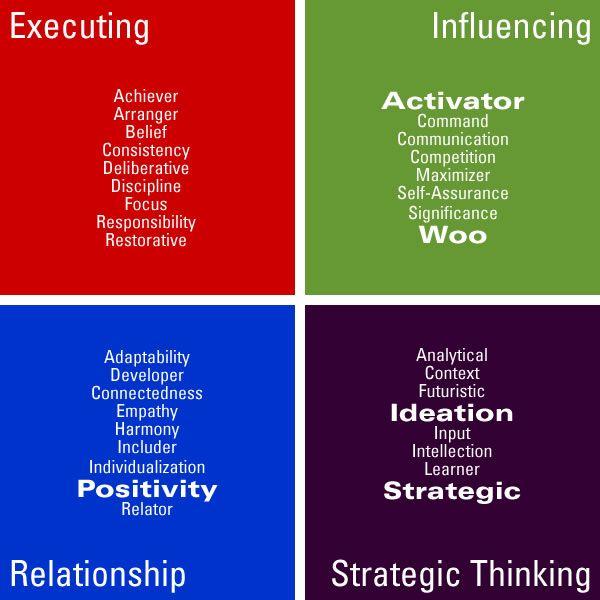 strengthsfinder themes