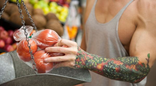 Vegans Muscle Their Way Into Bodybuilding, article in NY Times that is just more proof that you do NOT have to eat meat & dairy to get protein & be healthy & strong