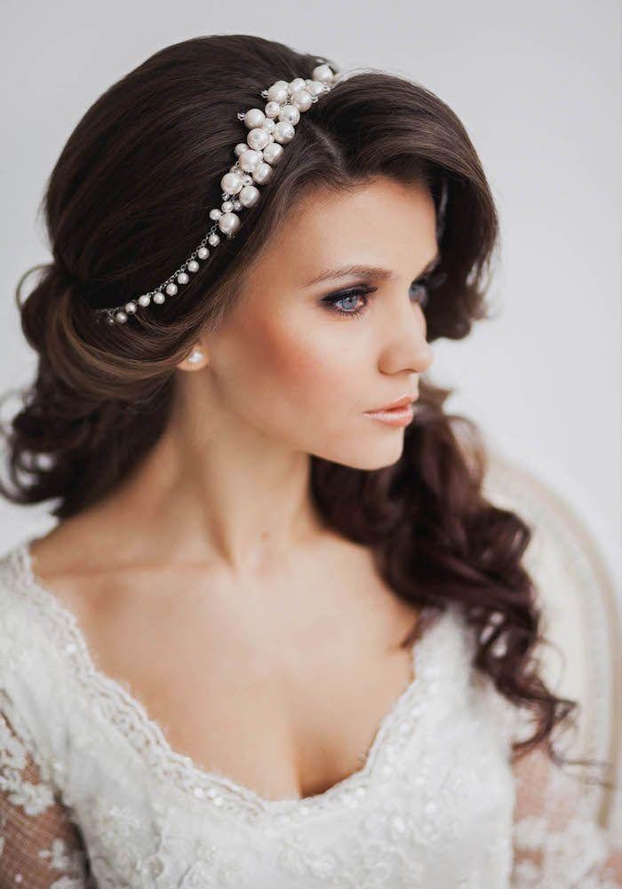 11++ Diademe mariage coiffure inspiration