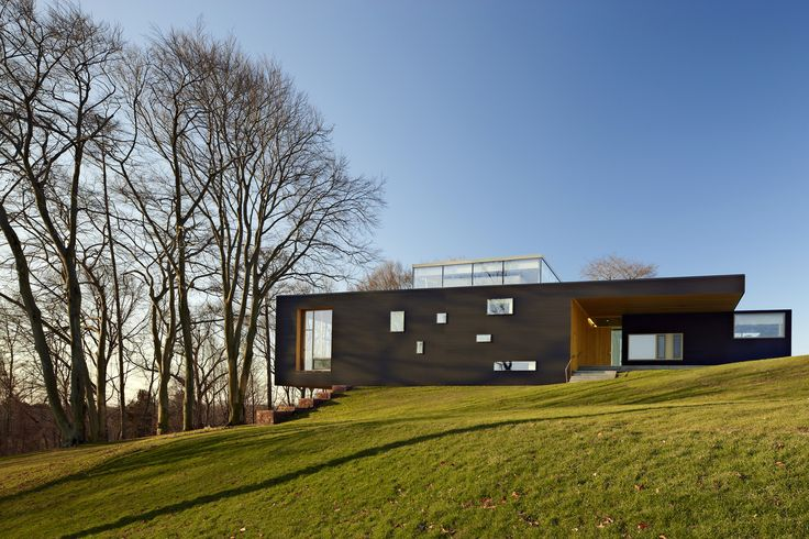 Gallery of Jesuit Community Center at Fairfield University / Gray Organschi Architecture - 1