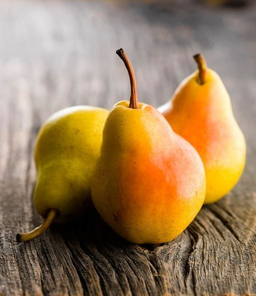 Pears.....fruit is important for canning and enjoying fresh fruit during the season.