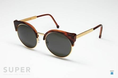 Super Lucia - Classic Havana #retrosuperfuture #supersunglasses #sunglasses #supertr