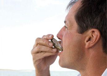 How To Shuck Oysters - How to Shuck Oysters from Food & Wine