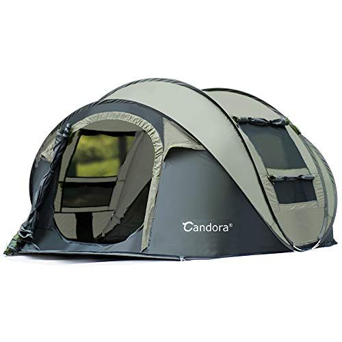 Candora Speed Open Tent Outdoor 4 6 People Fully Automatic