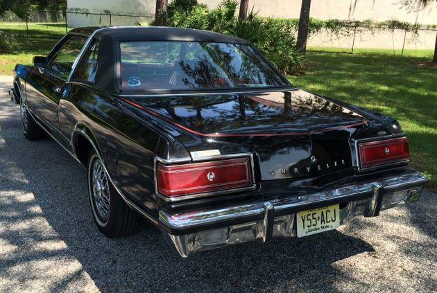 Black Beauty 1978 Chrysler Lebaron Medallion Autos Antiguos