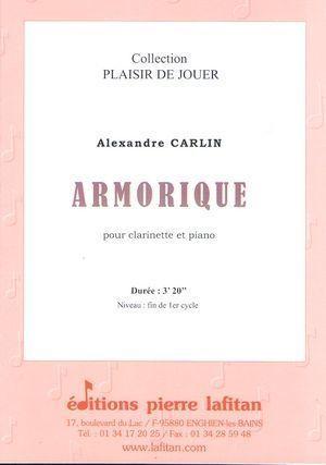 Alexandre CARLIN Armorique