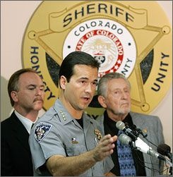 CO Sheriff Terry Makets Rips Obama: Your Puppets Will Be Removed; Legacy Based On Lie After Lie