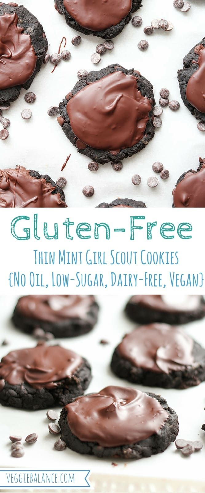 Girl Scout Cookie Recipe Thin Mints Gluten-Free