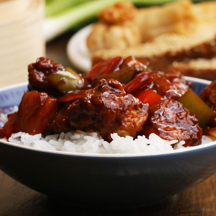 Sticky Chinese BBQ Chicken Recipe by Tasty