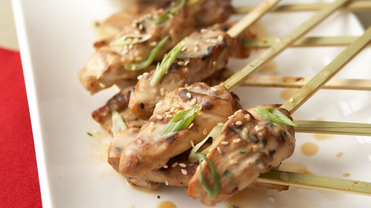 Thai Chicken Satay
