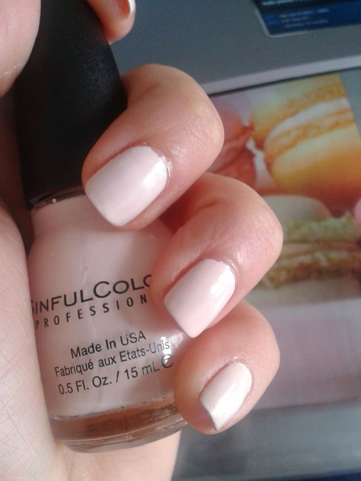 """My Cosmetic Corner: Sinful Colors 300 """"EASY GOING"""" nail polish"""