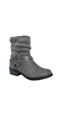 Buckle Vision Boots