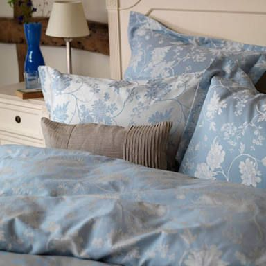 bed cover blue gray - Google Search