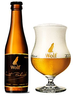 WOLF CARTE BLANCHE, Brouwerij Wolf