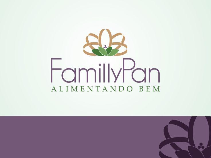 A FamillyPan é uma marca que oferece alimentação saudável e saborosa para quem fez a escolha de levar uma vida mais orgânica e também a quem tem alguma necessidade ou restrição alimentar, como veganos, intolerantes a glúten e lactose, diabéticos, atletas, etc. O símbolo representa uma família envolta em laços que representam um pão e as folhas intensificam a ideia de natureza e saúde.   #Logotipo #Logo #IdentidadeVisual #Branding #Portfolio #TudoMarketing #TudoMkt