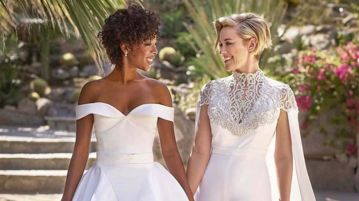 Congrats To Samira Wiley and Lauren Morelli, Stars Of 'Orange Is the New Black', On Their Marriage!