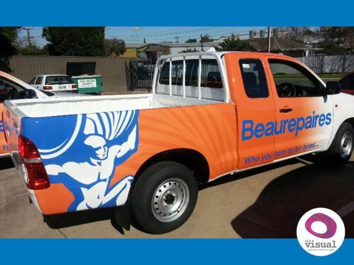 Effective Advertising with Vehicle Wraps and Fleet Graphics
