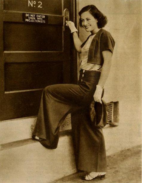 Joan Crawford, 1932 ~