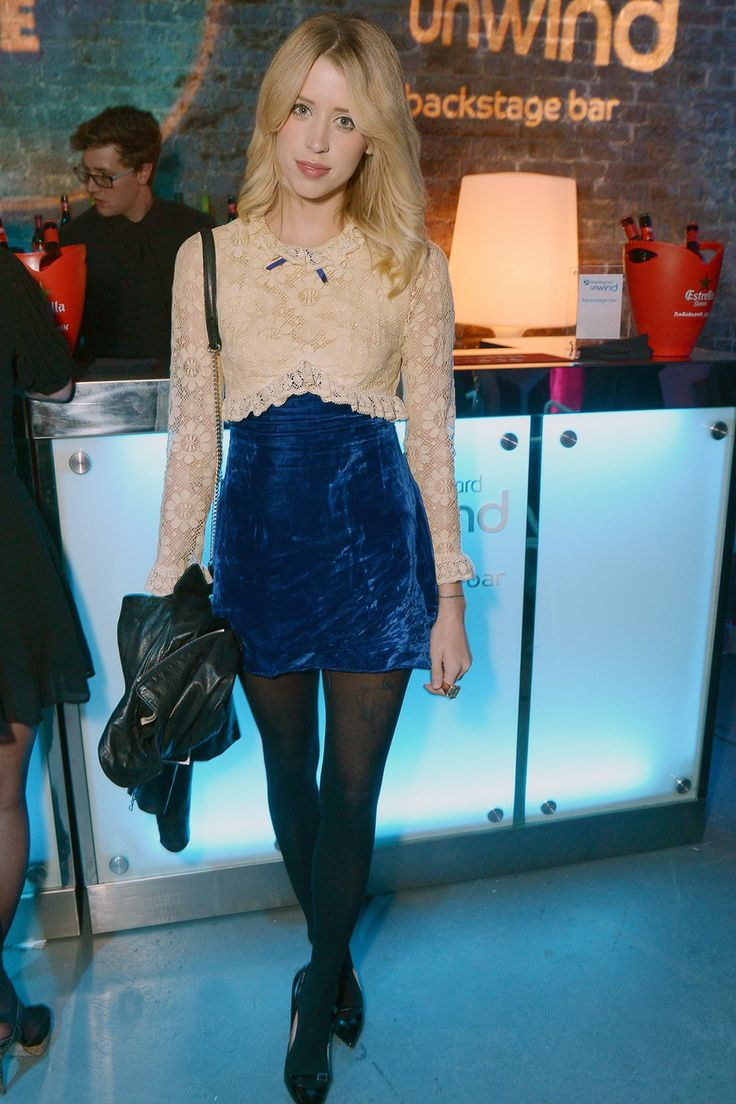Late Peaches Geldof's stylish, feminie look all the time. We'll miss that and may her rest well in heaven.