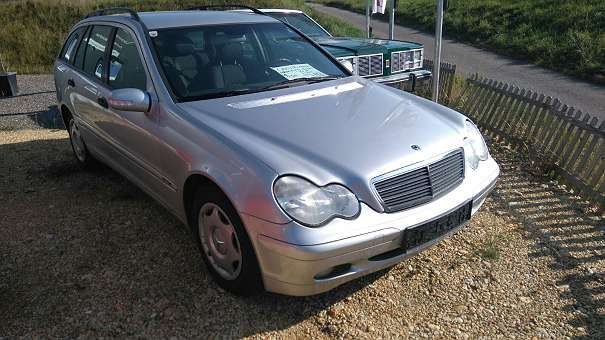Mercedes-Benz C-Klasse C 200 CDI Kombi, 2001, 162.000 km, € 4.500,-