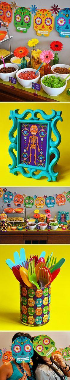 Festa mexicana de DÍA DE LOS MUERTOS
