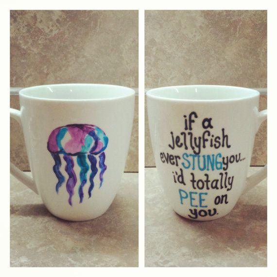 Hey, I found this really awesome Etsy listing at http://www.etsy.com/listing/177648950/jellyfish-coffee-mug