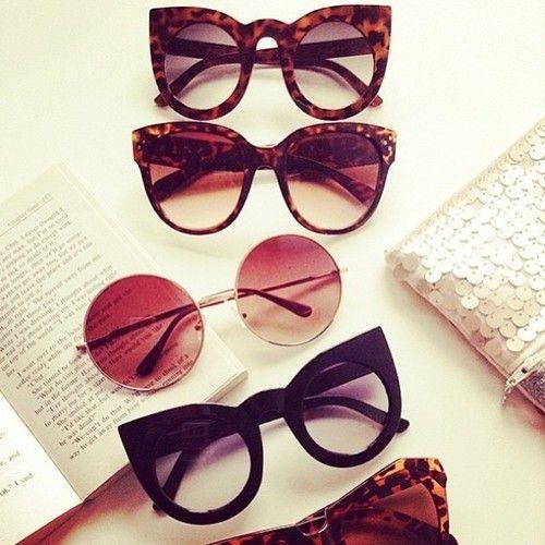 Mix occhiali disponibili.