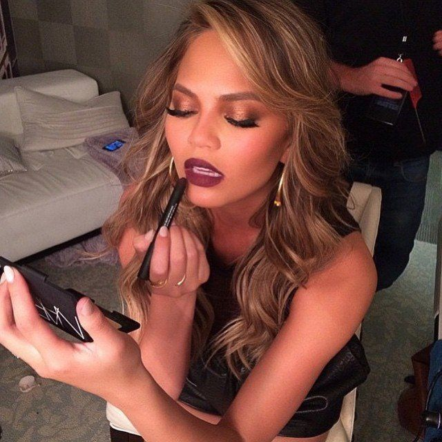 Chrissy Teigen Ends Up in the Hospital After Vicious 'Lip Sync Battle' - Yahoo Celebrity I LOVE HER!!!