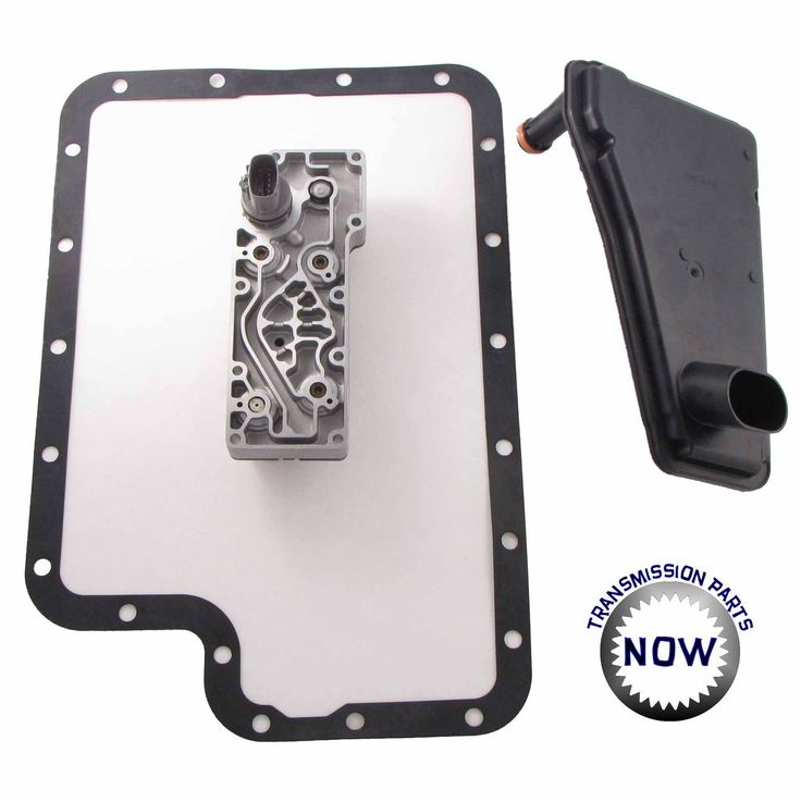 Rebuilt 98-Up 4R100 Solenoid Pack w/ 4x4 filter kit PWM - Transmission Parts Now