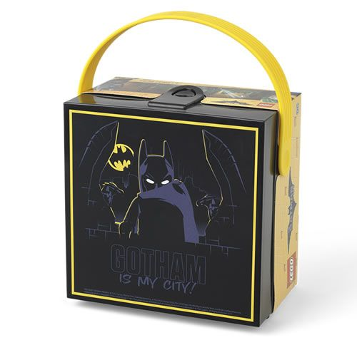 LEGO Batman Movie Lunch Box With Carry Handle